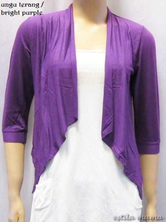 B1517 gb9a bolero ungu terang