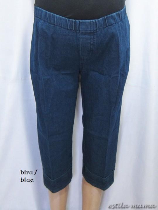 M7682 gb1 celana hamil pdk biru