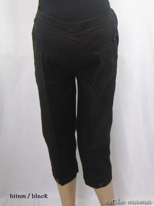 M7686 gb1 celana hamil hitam