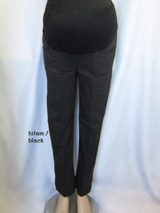M77105 gb1 celana hamil hitam