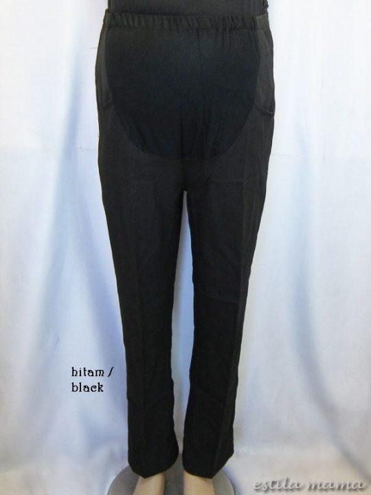 M77109 gb5 celana hamil pjg hitam