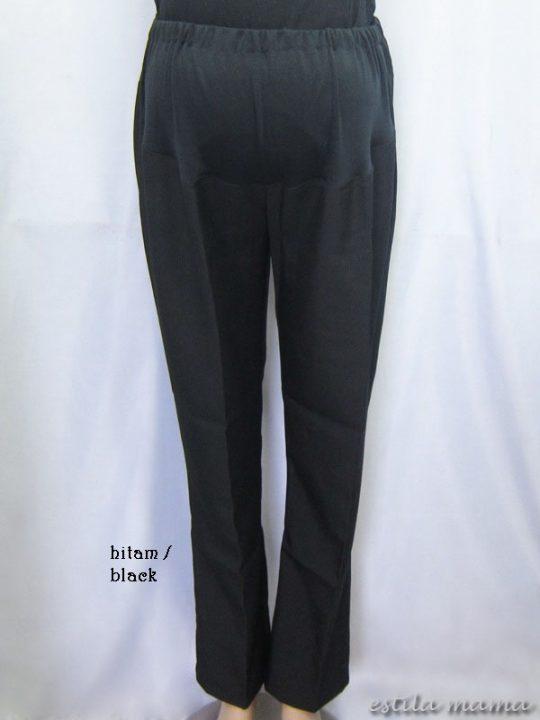 M77114 gb4 celana hamil hitam