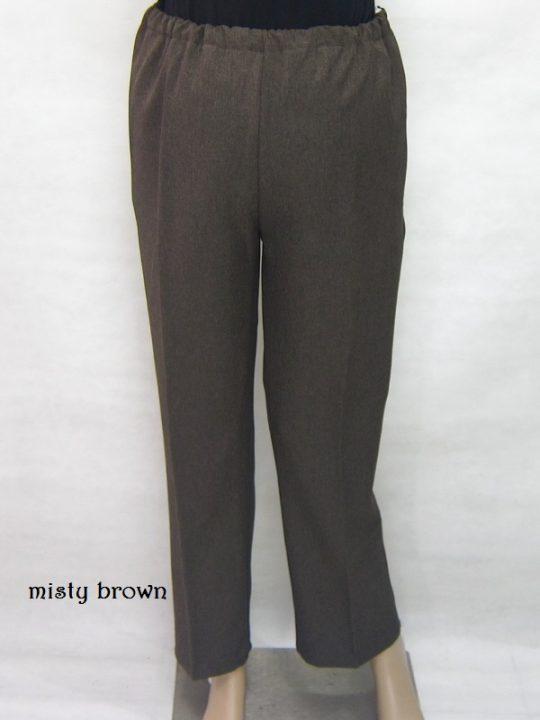 M77125 gb celana hamil pjg coklat