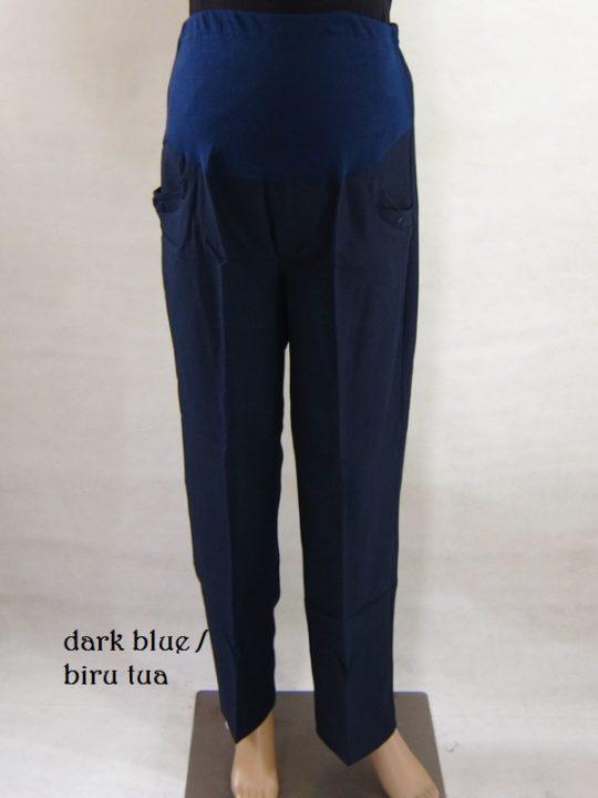 M7780 gb1 celana hamil pjg biru