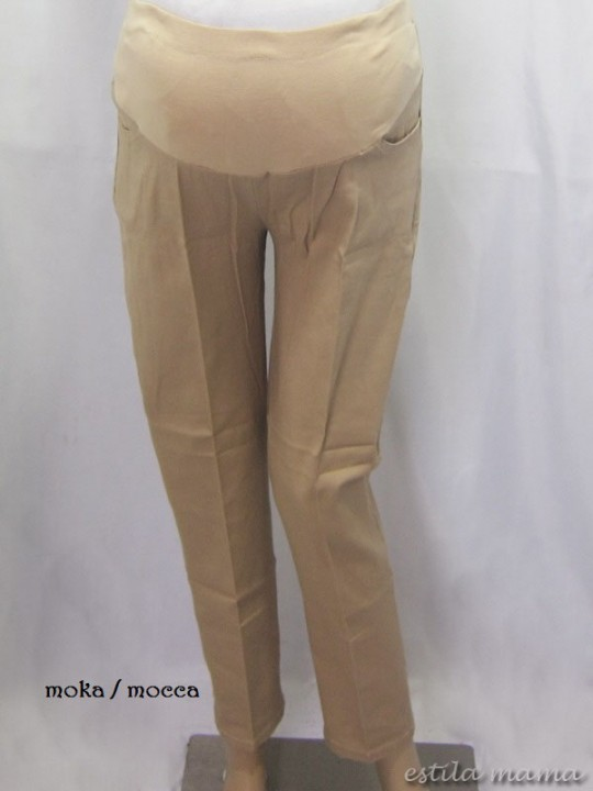 M7793 gb7 celana hamil moka