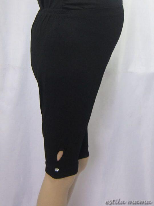 M8607 gb2 legging hamil hitam