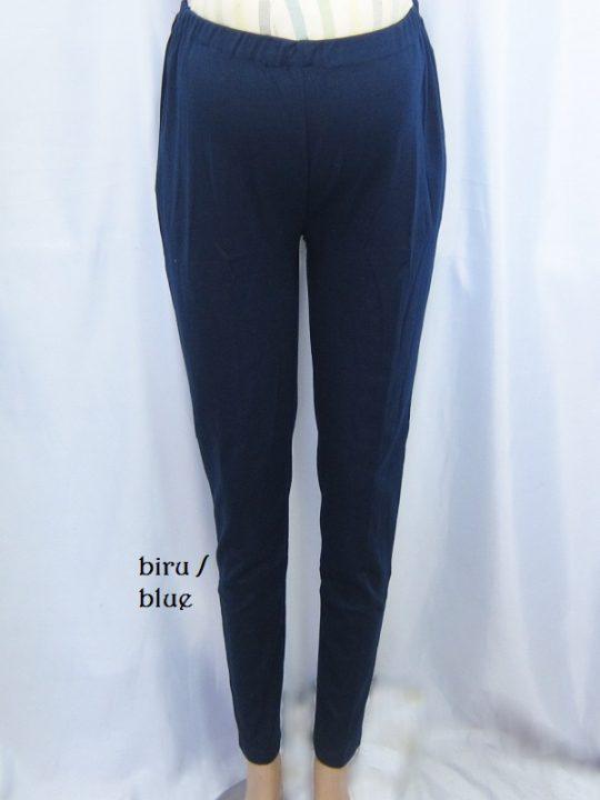 M8714 gb5 legging hamil pjg biru