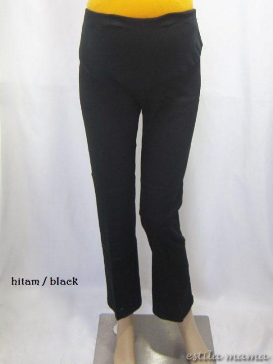 M77127 gb1 celana hamil hitam