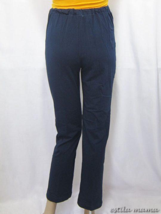 M8724 gb3 celana panjang hamil biru