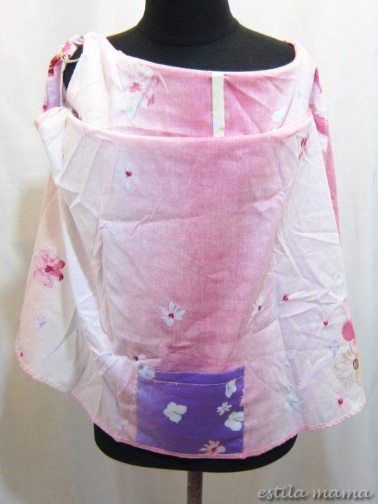 R0153 gb3 apron bunga pink