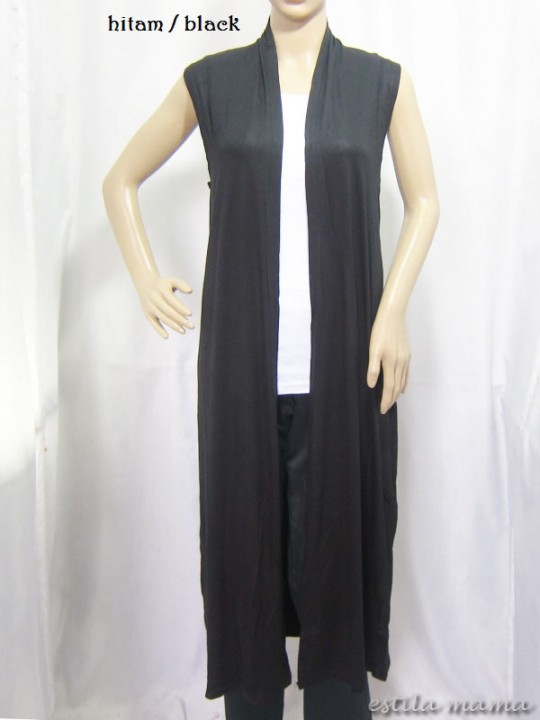 B1302 gb8 bolero dress tnp lgn hitam