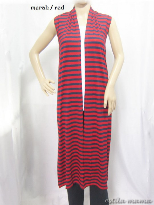 B1303 gb1 bolero dress tnp lgn merah