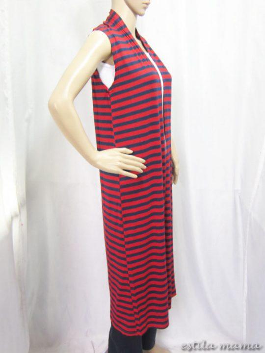 B1303 gb2 bolero dress tnp lgn merah