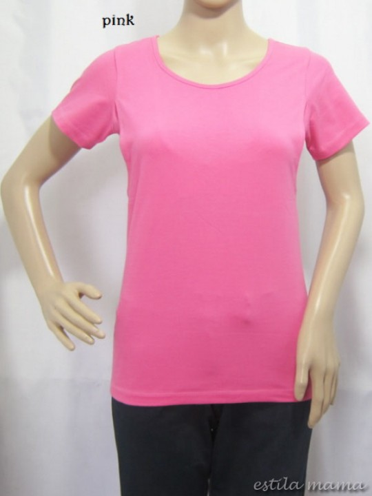 R0404 gb1 kaos menyusui pink