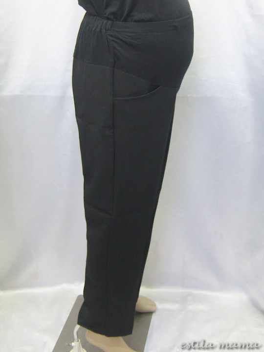 M77124 gb2 celana hamil panjang hitam