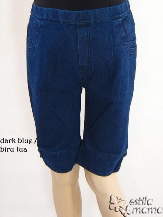 M7697 gb1 celana hamil pdk biru tua
