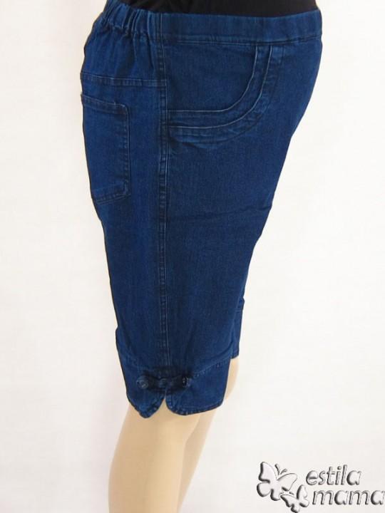 M7697 gb2 celana hamil pdk biru tua