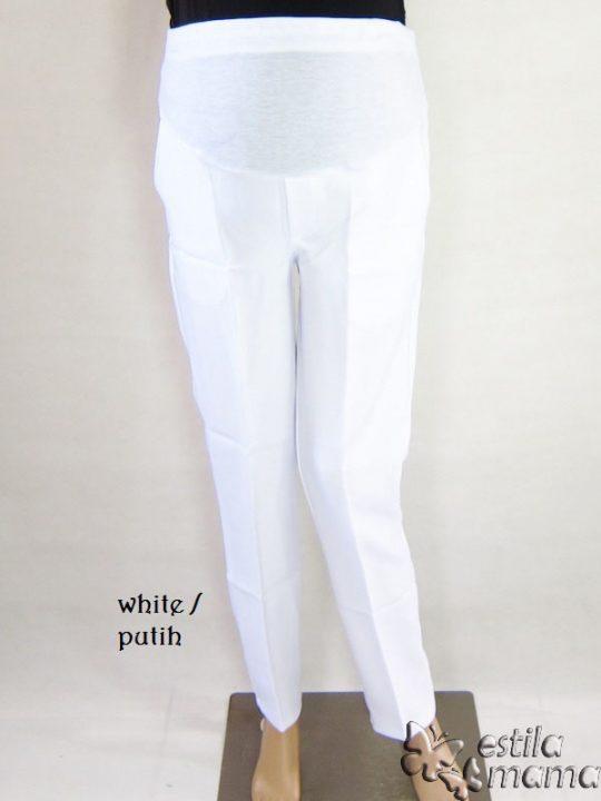 M77139 gb1 celana hamil pjg putih