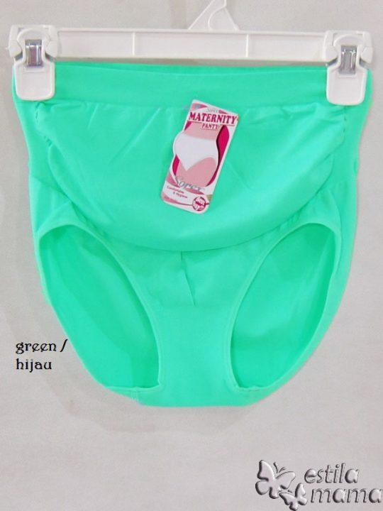 m0115-gb6-celana-dalam-hamil-hijau
