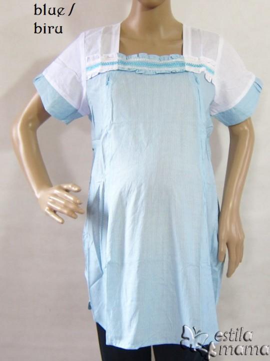 r24138-gb5-baju-hamil-menyusui-lgn-pdk-biru