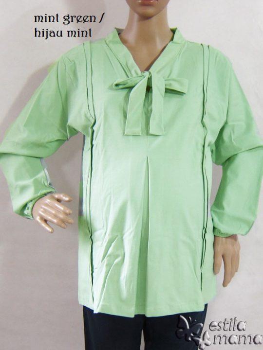 r2596-gb1b-baju-hamil-menyusui-lgn-hijau-mint