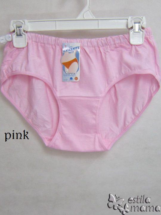 M0117 gb1 celana dalam hamil pink