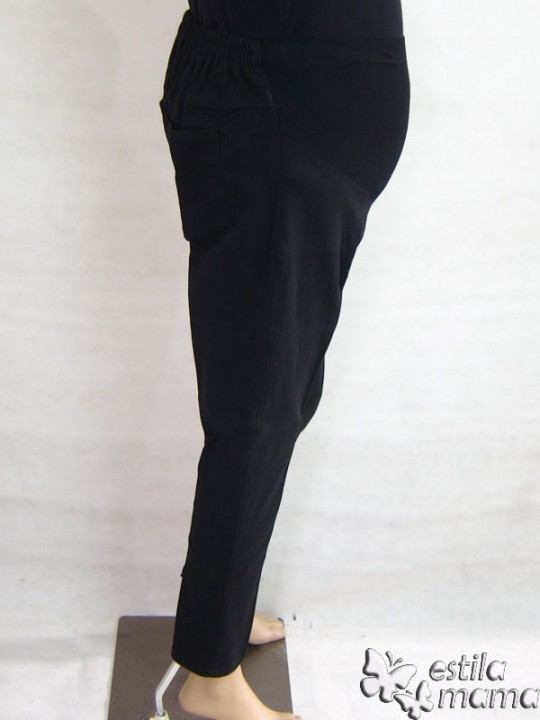 M77156 gb2 celana hamil pjg hitam