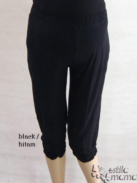 M8601 gb1 legging hamil hitam