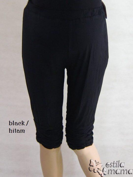 M8617 gb1 legging hamil hitam