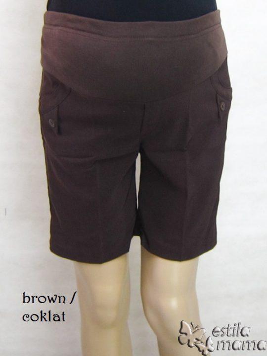 M76109 gb1 celana hamil pdk coklat
