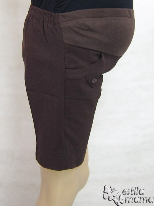 M76109 gb2 celana hamil pdk coklat