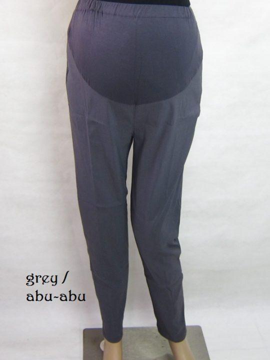 M77162 gb celana hamil pjg abu