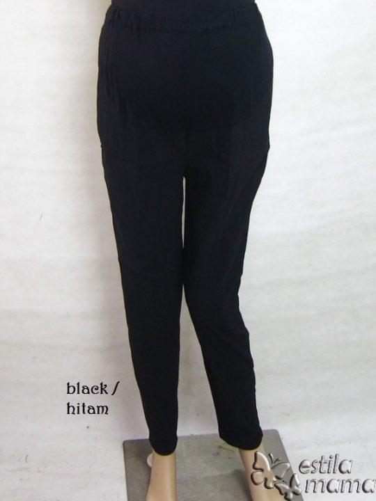 M77162 gb1 celana hamil pjg hitam