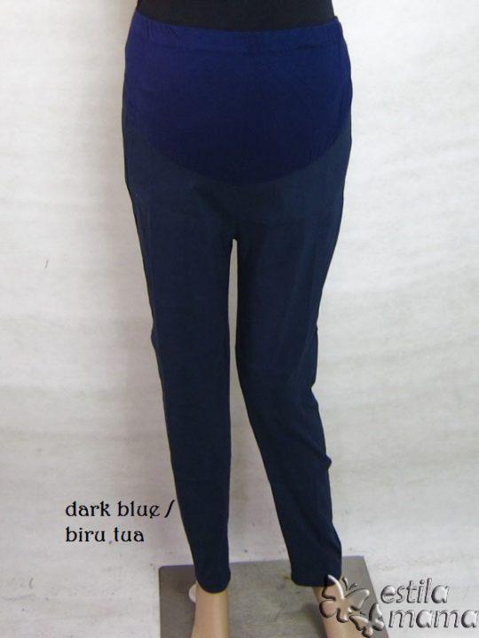 M77162 gb4 celana hamil pjg biru