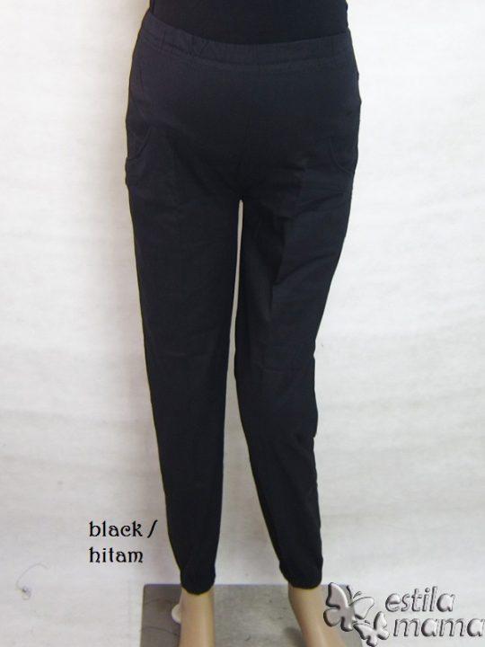 M77163 gb1 celana hamil pjg hitam