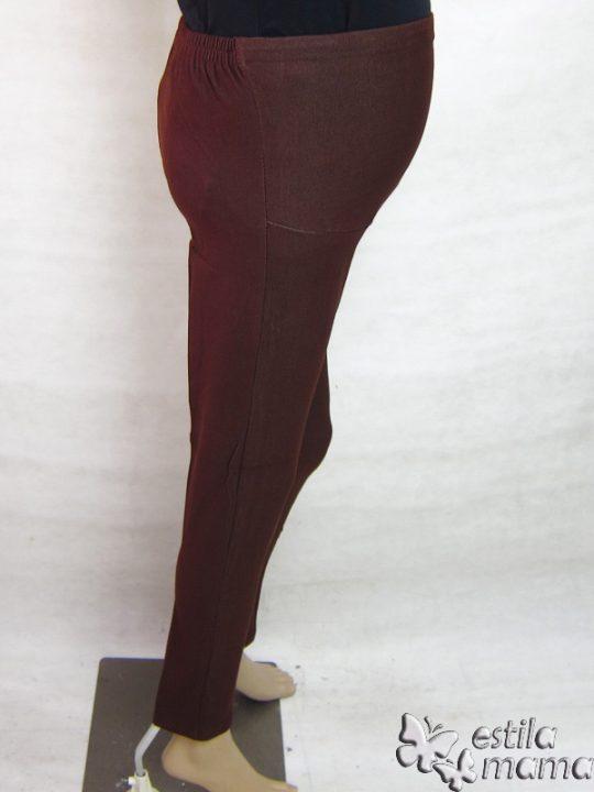 M8729 gb2 legging hamil pjg coklat