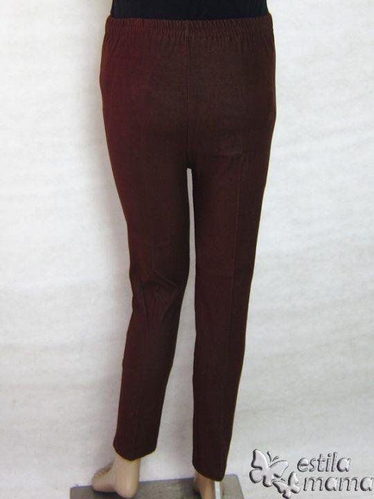 M8729 gb3 legging hamil pjg coklat