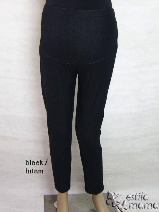 M8729 gb4 legging hamil pjg hitam