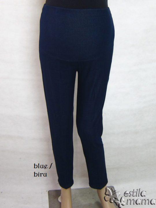 M8729 gb5 legging hamil pjg biru
