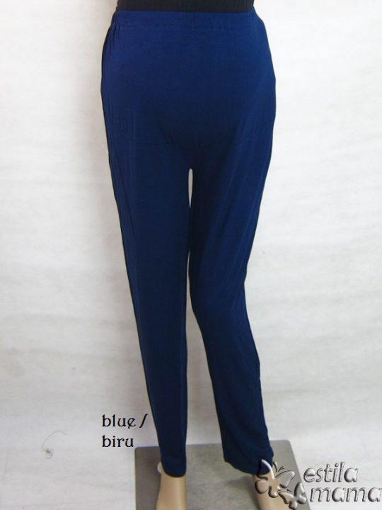 M8731 gb1 legging hamil pjg biru