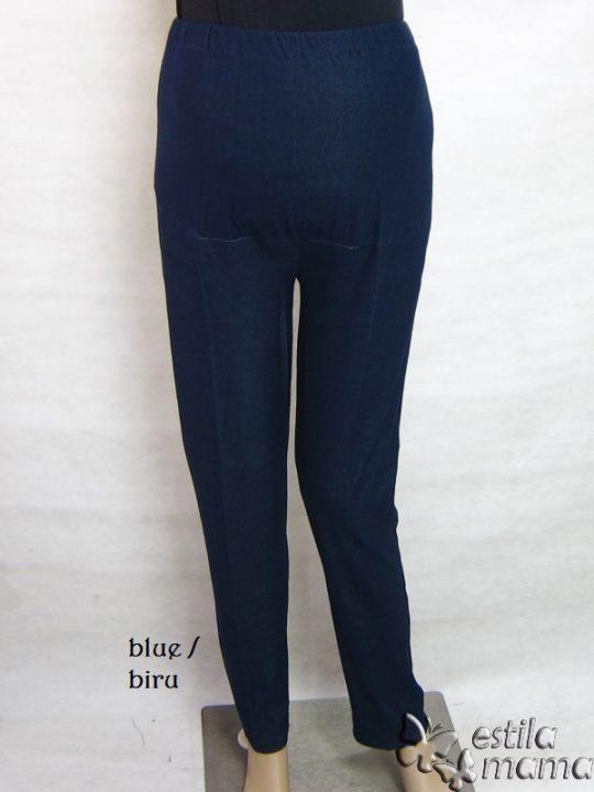 M8732 gb1 legging hamil pjg biru