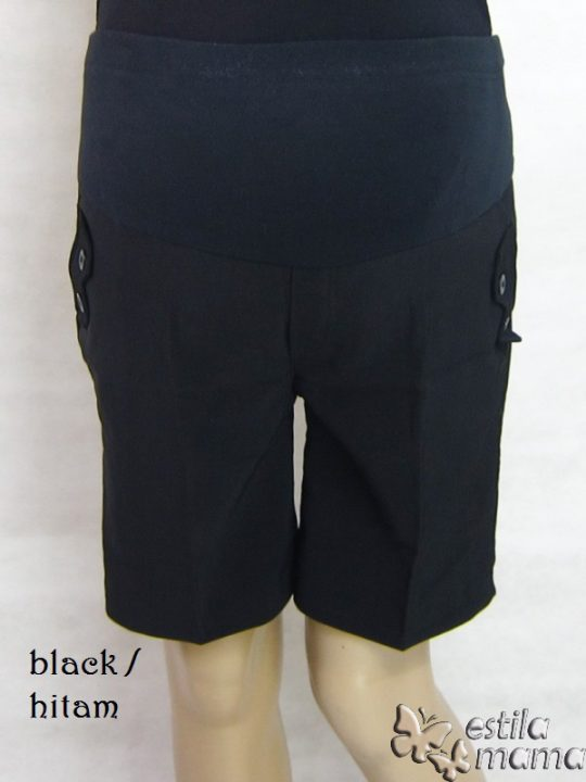 M76110 gb1 celana hamil pdk hitam