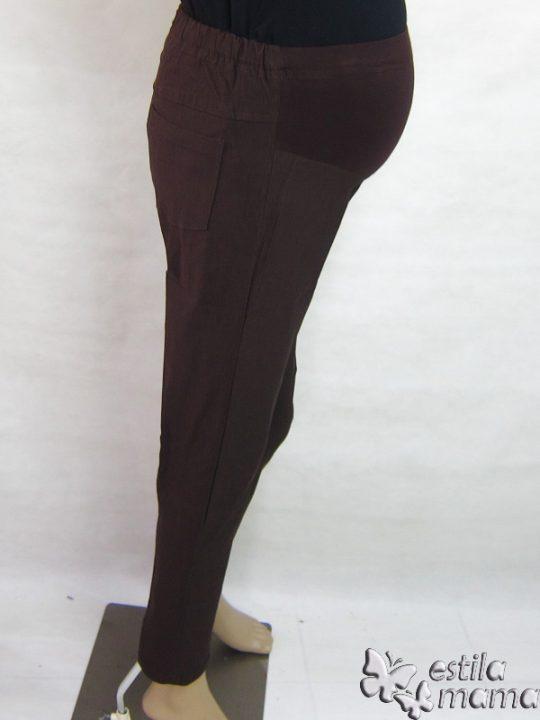 M77166 gb2 celana hamil pjg coklat