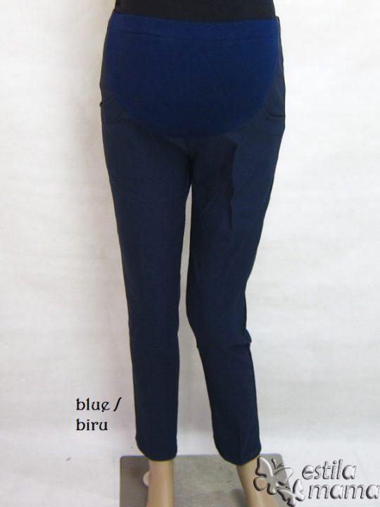 M77167 gb1 celana hamil pjg biru
