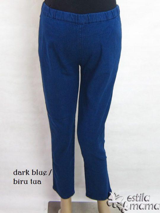 M77168 gb1 celana hamil pjg biru tua