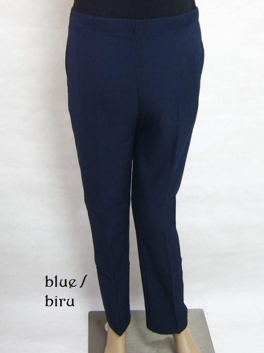 M7796 gb1 celana hamil pjg biru