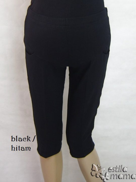 M8626 gb5 legging hamil pdk hitam