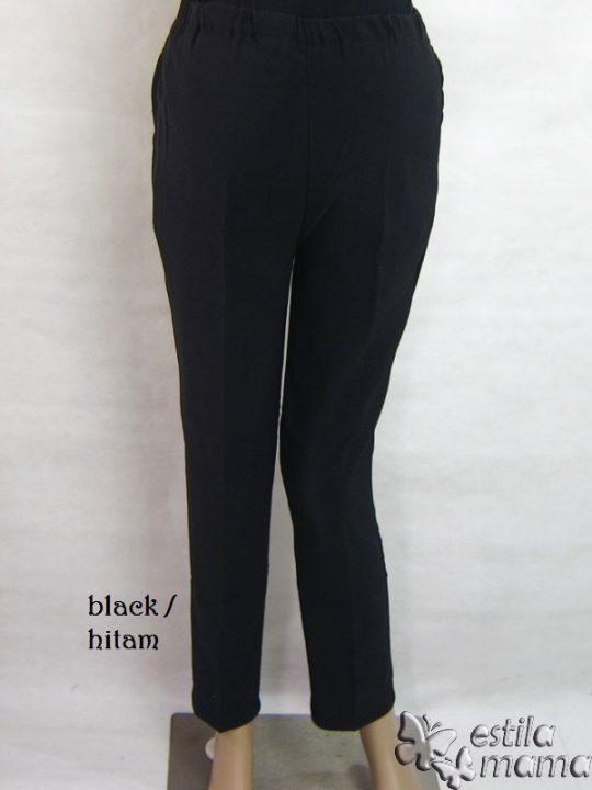 M77128 gb1 celana hamil pjg hitam