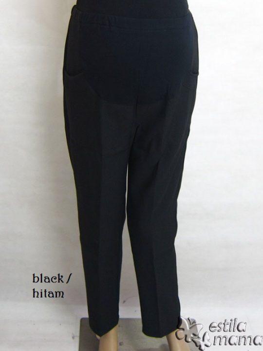M77175 gb1 celana hamil pjg hitam