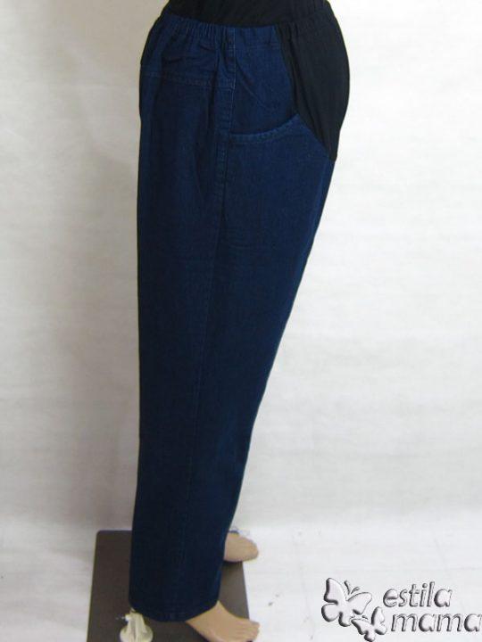 M77177 gb2 celana hamil pjg biru tua